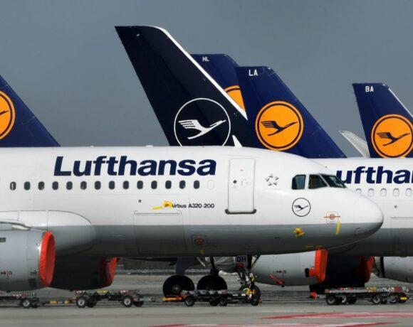 Lufthansa: Τα πληρώματα καμπίνας στηρίζουν τις συμφωνίες μείωσης κόστους
