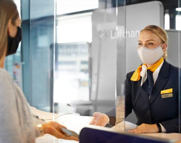 Lufthansa Group: No Rebooking Fees Until December
