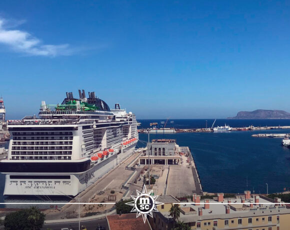 MSC Cruises Restarts in the West Med with 'Grandiosa' Ship