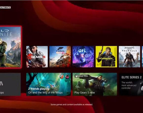 New Xbox Experience: Γνωρίστε το νέο UI των Xbox