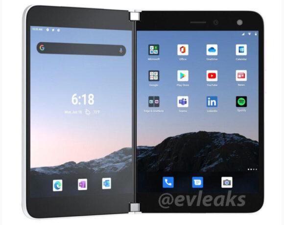 O Senior Vice President του Android χρησιμοποιεί το Surface Duo