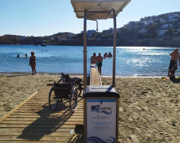 Syros Looking to Promote its Accessible Tourism Side