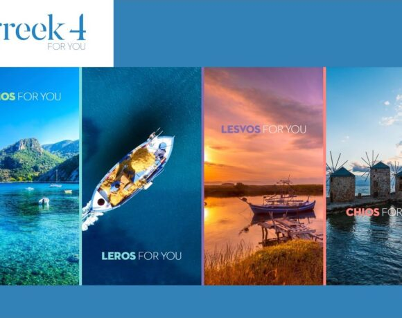The Greek 4: New Tourism Campaign Puts Spotlight on Four Aegean Islands