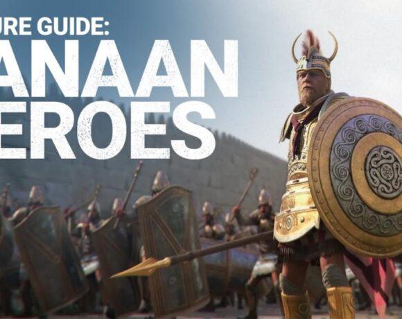 Total War: Troy: Βίντεο δείχνουν λεπτομέρειες για τους Έλληνες και Τρώες ήρωες