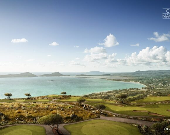 Works for New Golf Courses on Schedule at Costa Navarino