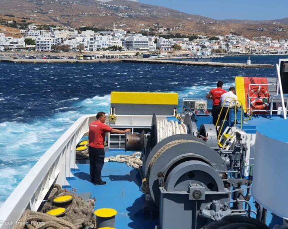 XRTC: Greek Coastal Shipping Sector Sailing Uncharted Waters