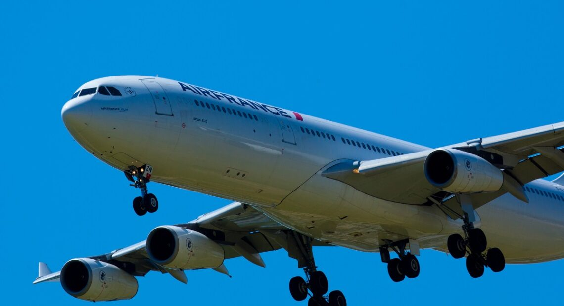 Air France: Ticket Changes at No Extra Cost