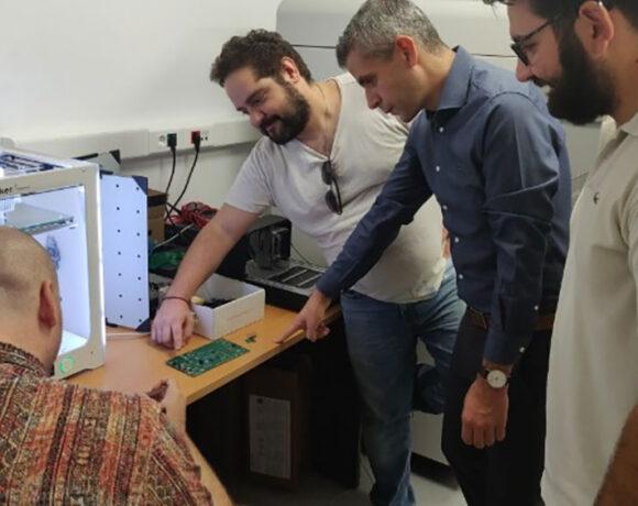 AMANDA: Υπολογιστής σε μέγεθος πιστωτικής κάρτας από την Θεσσαλονίκη!