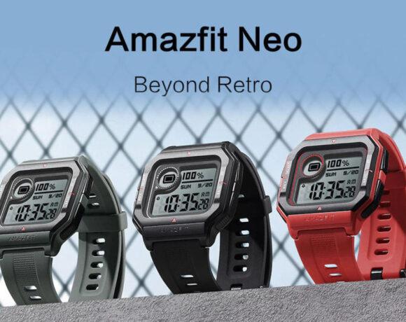 Amazfit Neo: Smartwatch από άλλη εποχή με 28 ημέρες αυτονομία