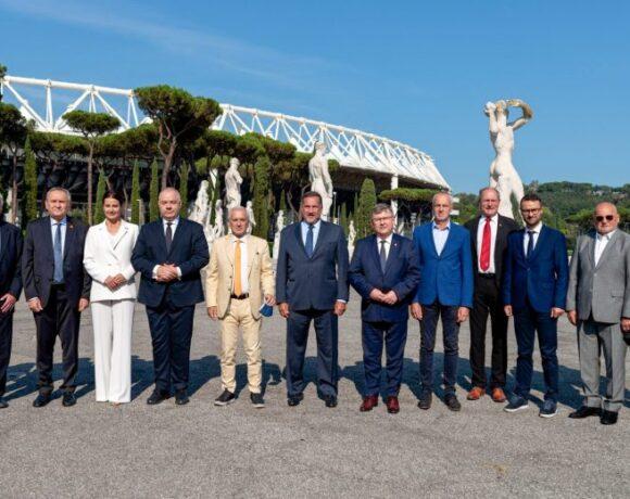Ανακοινώθηκαν τα αθλήματα των 3ων ευρωπαϊκών αγώνων