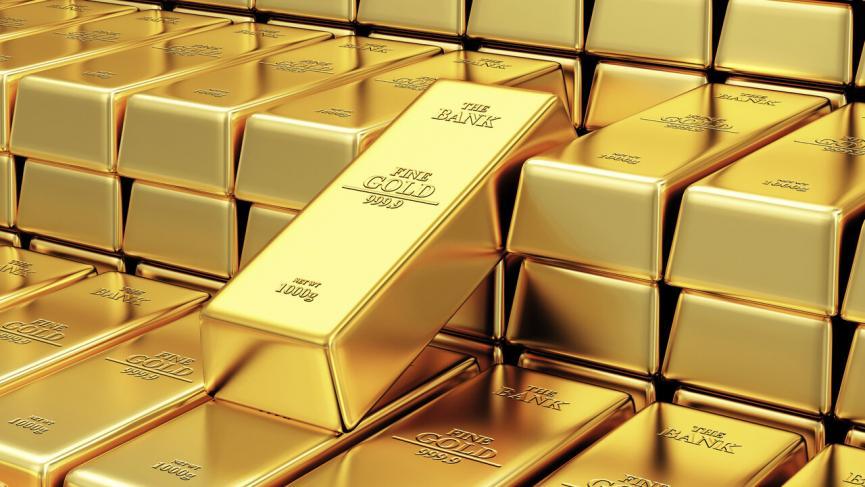Απώλειες στην τελευταία συνεδρίαση της εβδομάδας για τον χρυσό