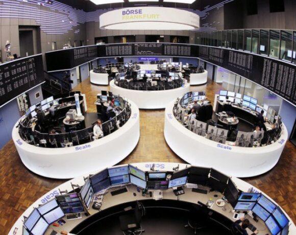 Απώλειες στις ευρωαγορές στον απόηχο των αποφάσεων των κεντρικών τραπεζών