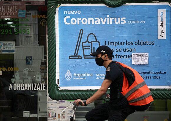 Αργεντινή : Ο κοροναϊός θερίζει τους ανθρώπους και γονατίζει την οικονομία