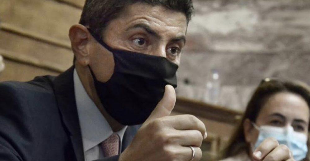 Αυγενάκης: «Γίνεται προσπάθεια να γίνει η ΔΟΕ κολυμπήθρα του Σιλωάμ»