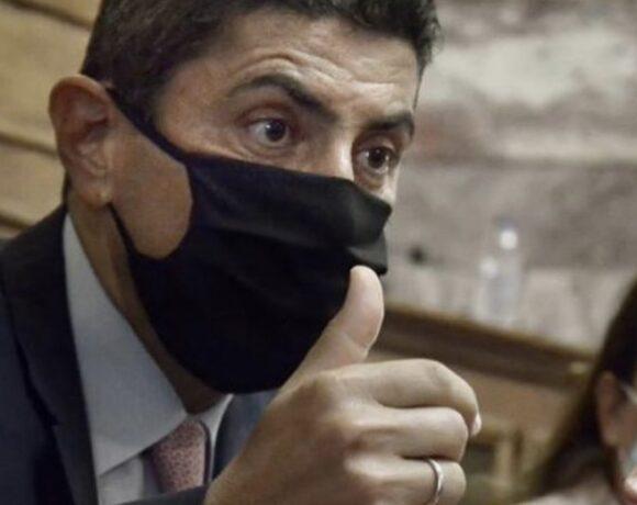 Αυγενάκης: «Καμία αντισυνταγματικότητα, ο νόμος ψηφίστηκε το 2019»