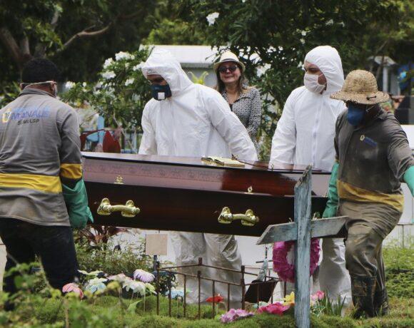 Βραζιλία : Αλλοι 829 νεκροί το τελευταίο 24ωρο – 134