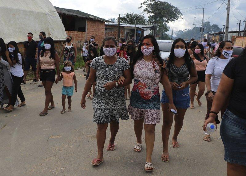 Βραζιλία – Κοροναϊός : Στους 131