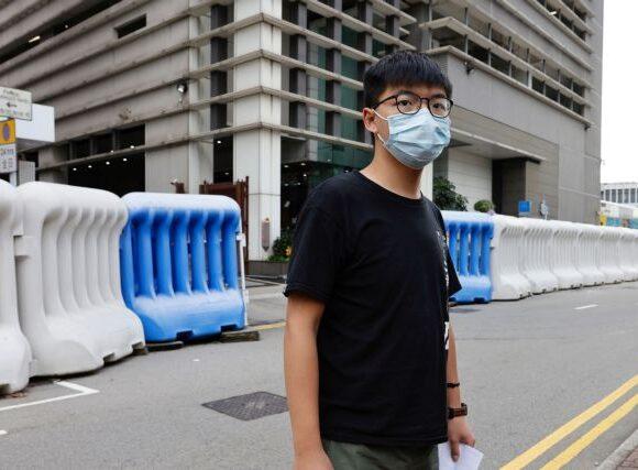 Βρετανία : Βαθύτατη ανησυχία για τη σύλληψη του ακτιβιστή Τζόσουα Γουόνγκ στο Χονγκ Κονγκ