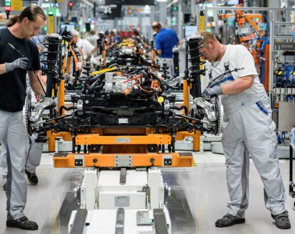 Γαλλία: Χαμηλότερη του αναμενόμενου η αύξηση της βιομηχανικής παραγωγής τον Ιούνιο