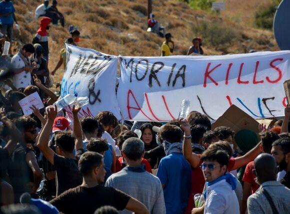 Γερμανία: Όνειδος για την ΕΕ η κατάσταση στη Μόρια