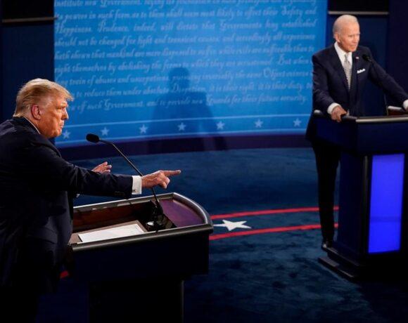 Δημοσκόπηση του CNN μετά το ντιμπέιτ: Νικητής ο Μπάιντεν για έξι στους 10