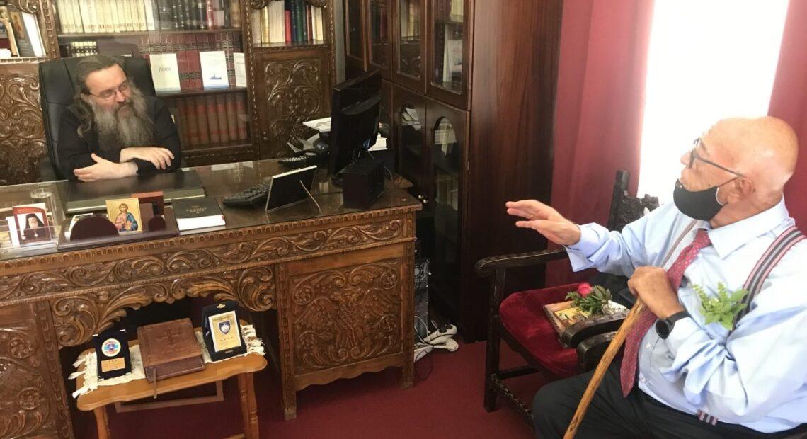 Επιστολή Μητροπολίτη Χίου στον Πλακιωτάκη για το πρόβλημα αλλαγής πληρωμάτων
