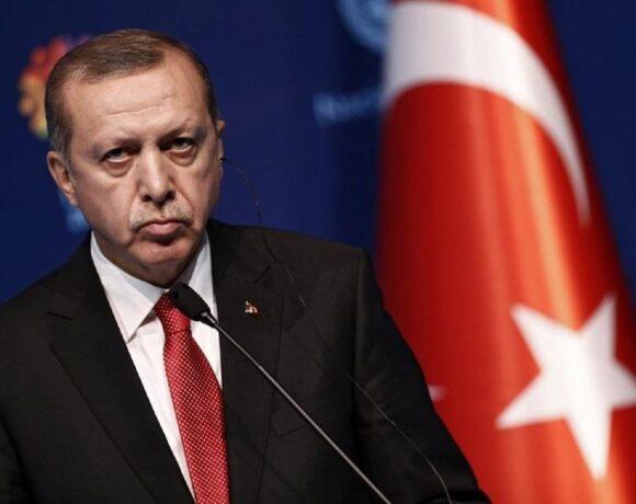 Ερντογάν: Μας αναστάτωσε η είδηση για την παραίτηση του Σάρατζ