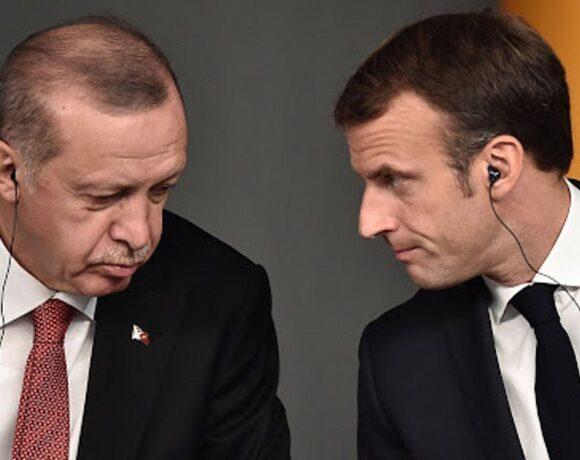 Ερντογάν σε Μακρόν: Μην υποστηρίζεις ελληνικές μαξιμαλιστικές θέσεις – Τι απάντησε ο Γάλλος πρόεδρος