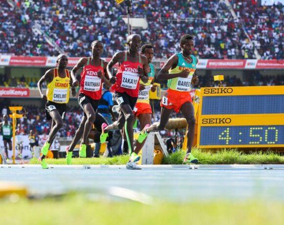 Ετοιμάζεται για το πρώτο μεγάλο μίτινγκ το Ναϊρόμπι