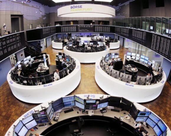 Ευρωαγορές: Ήπια κέρδη μετά το καταστροφικό ξεκίνημα εβδομάδας