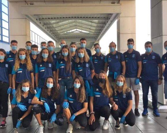 Η 1η αποστολή Εθνικής ομάδας μετά την κρίση της πανδημίας είναι γεγονός