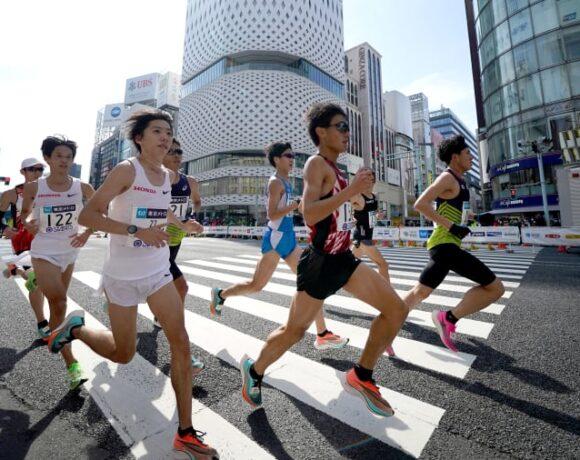 Η Ιαπωνία αποσύρεται από το παγκόσμιο ημιμαραθωνίου