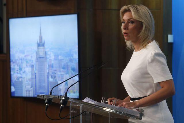 Η Ρωσία διαψεύδει ότι στηρίζει την Τουρκία στην Ανατολική Μεσόγειο