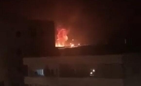 Ιορδανία : Τρομακτικές εκρήξεις σε στρατιωτική βάση συγκλονίζουν την πόλη Ζάρκα