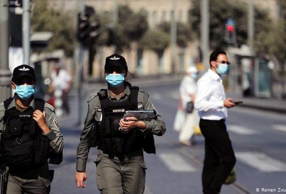 Ισραήλ : Αλλοι 41 νεκροί το τελευταίο 24ωρο από κοροναϊό – Στους 1