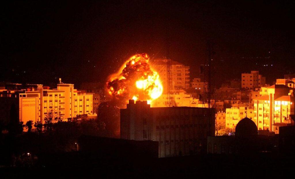 Ισραήλ : Σειρήνες για πυραύλους στα νότια της χώρας και βομβαρδισμοί στη Λωρίδα της Γάζας