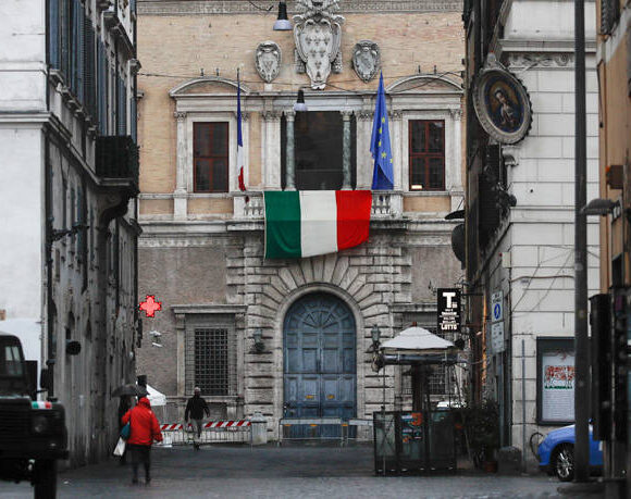 Ιταλία: Στα 1