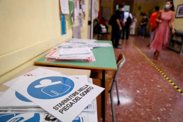 Ιταλία : Χιλιάδες μαθητές στους δρόμους κατά της εκπαιδευτικής πολιτικής εν μέσω κοροναϊού