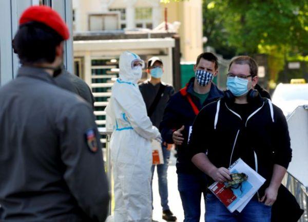 Κοροναϊός: Δεύτερο κύμα πανδημίας και στην Αυστρία – Νέοι αυστηροί περιορισμοί