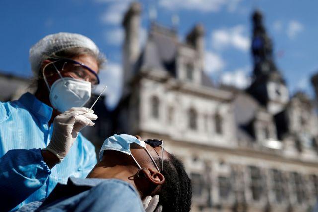 Κοροναϊός : Καμπανάκι ΠΟΥ για την Ευρώπη – Ανησυχητικό το επίπεδο μετάδοσης του ιού