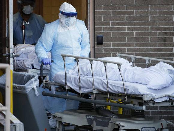 Κοροναϊός : Πάνω από 185.000 νεκροί και 6,12 εκατ