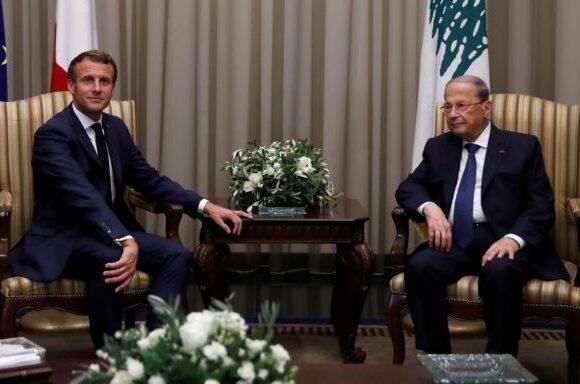 Λίβανος: Ξανά στη Βηρυτό ο Μακρόν