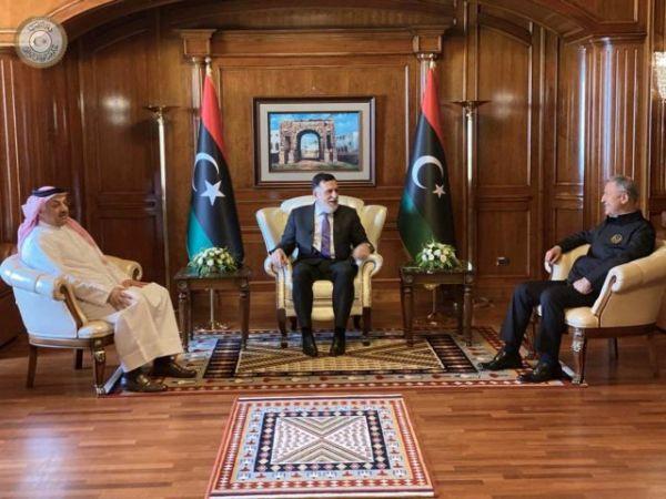 Λιβύη : Αποχωρεί ο Σάρατζ από την πρωθυπουργία