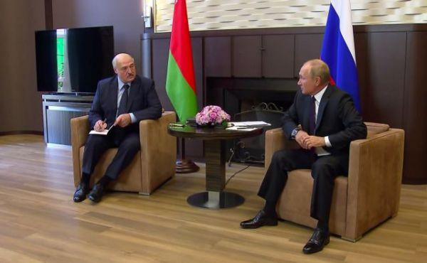 Λουκασένκο σε Πούτιν : «Ένας φίλος σου έχει πρόβλημα» – Δάνειο 1,5 δισ