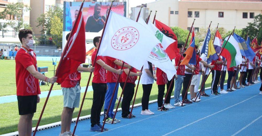 Με 13 χώρες και 240 αθλητές το βαλκανικό Κ20