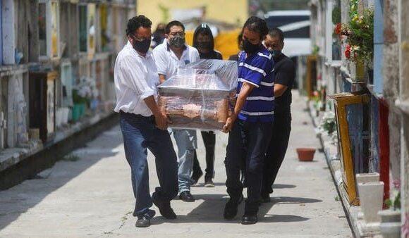 Μεξικό : Αλλοι 223 νεκροί και 3