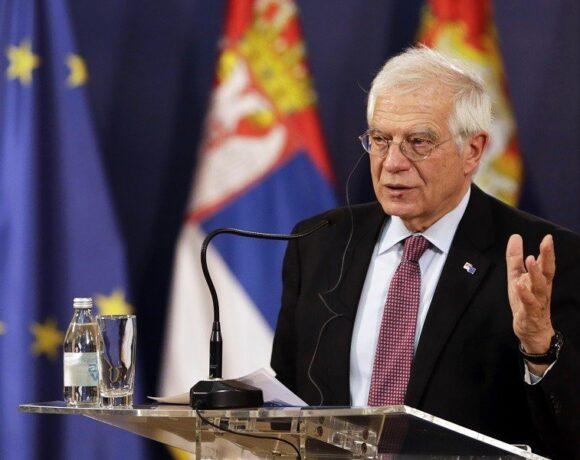 Μπορέλ: Οι Βρυξέλλες δεν αναγνωρίζουν τον Λουκασένκο και ετοιμάζουν κυρώσεις