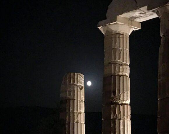 Νέα φωταγώγηση της Ακρόπολης : Παρουσία Μητσοτάκη και ξένων πρωθυπουργών τα εγκαίνια