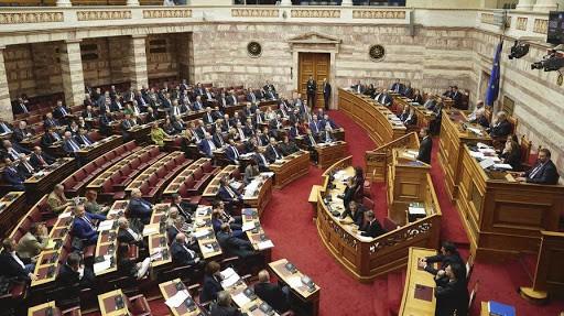 Νομοσχέδιο στη Βουλή με τα μέτρα για τους πληγέντες από την κακοκαιρία Ιανός