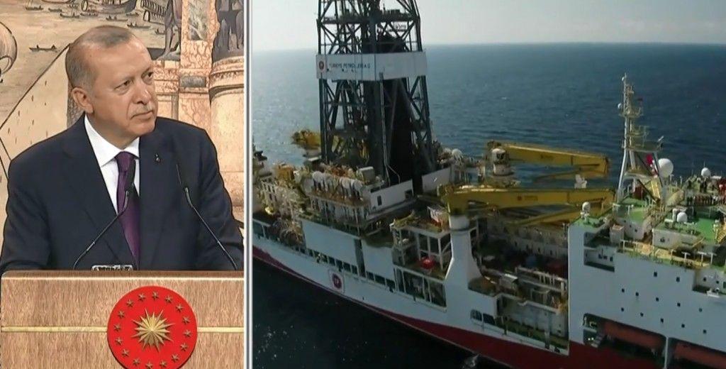 Ντονμέζ για «κοίτασμα – μαμούθ» στη Μαύρη Θάλασσα: Στέλνουμε και δεύτερο γεωτρύπανο